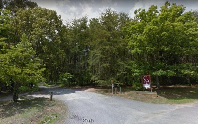 L'entrée du Camp Hilbert à Maidens, en Virginie (Capture d'écran :  Google streetview)