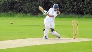 La joueuse de cricket Naomi Eytan (Crédit : Autorisation)