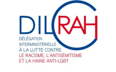 Logo de la Dilcrah (Crédit: Gouvernement)