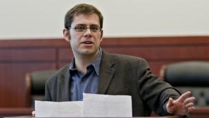 Le professeur de droit Eugene Kontorovich  (Autorisation)
