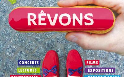 Le festival des cultures juives 'Révons' se tient à Paris jusqu'au 26 juin (Crédit: capture d'écran/Festival des cultures juives)