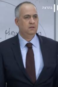 Guy Rolnik. (Crédit : capture d'écran YouTube)
