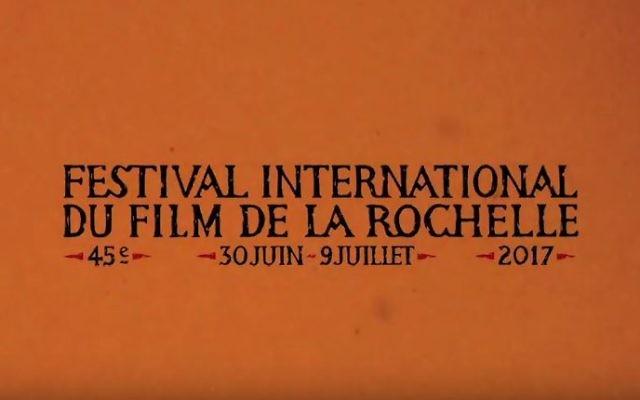Bande-annonce du 45e Festival du film international de La Rochelle. (Crédit : capture d'écran YouTube/Festival International du Film de La Rochelle)