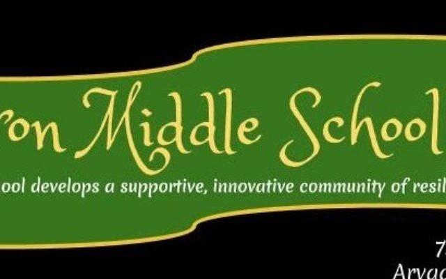 Oberon Middle School. (Crédit : autorisation)