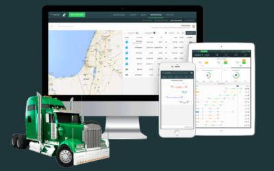 Plateformes mises en place par Trucknet (Crédit: capture d'écran site internet de Trucknet)