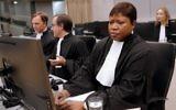 Fatou Bensouda, procureure de la Cour pénale internationale de La Haye, le 27 septembre 2016. (Crédit : Bas Czerwinski/ANP/AFP)
