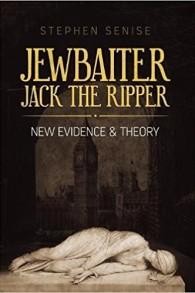 """""""Jewbaiter: Jack the Ripper'"""" de l'auteur Stephen Senise (Crédit : Autorisation)"""