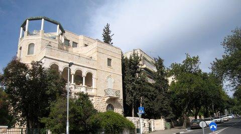 La rue Marcus, dans le quartier Talbieh de Jérusalem. Illustration. (Crédit: Eiferman Realty)