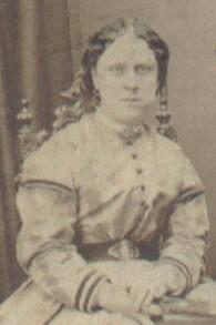 Une photo datant de 1869 de la victime Jack l'éventreur, Annie Chapman (Crédit : Domaine public)
