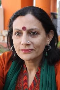 La productrice et réalisatrice Anu Radha (Autorisation : Anu Radha)