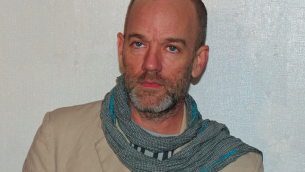 Michael Stipe (Crédit : David Shankbone/CC BY SA 3.0)