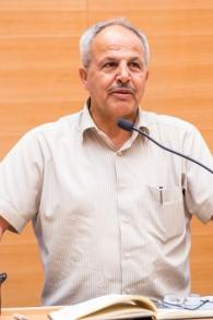 Rassem Khamaisi, professeur de planification urbaine à l'Université de Haïfa qui a conçu l'expansion planifiée de Qalqilya et d'autres villages et villes palestiniens (Autorisation)
