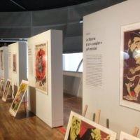 La DILCRAH est partenaire de l'exposition sur la banalisation des caricatures antisémites en Europe entre 1886 et 1945, Mémorial de Caen (Crédit : DILCRAH).