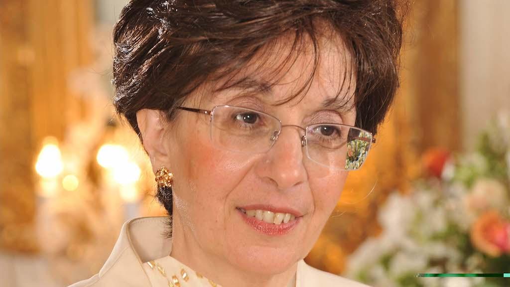 Sarah Halimi (Crédit : autorisation de la Confédération des Juifs de France et des amis d'Israël)