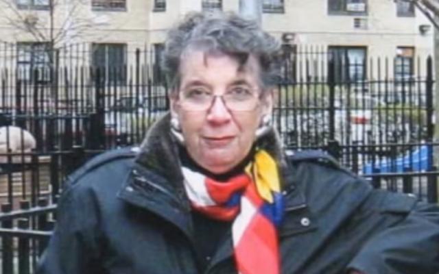 Sheila Michaels, icône féministe. (Crédit : capture d'écran YouTube)