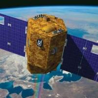 Un rendu artistique du satellite Venus, premier satellite israélien de recherche environnementale qui s'est élancé le 2 août  2017. (Crédit : Agence spatiale israélienne)