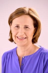 Le professeure Yaffa Zilbershats, présidente du conseil pour l'Enseignement supérieur en Israël (Crédit : Autorisation)