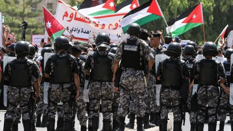 Israël présente des excuses à la Jordanie