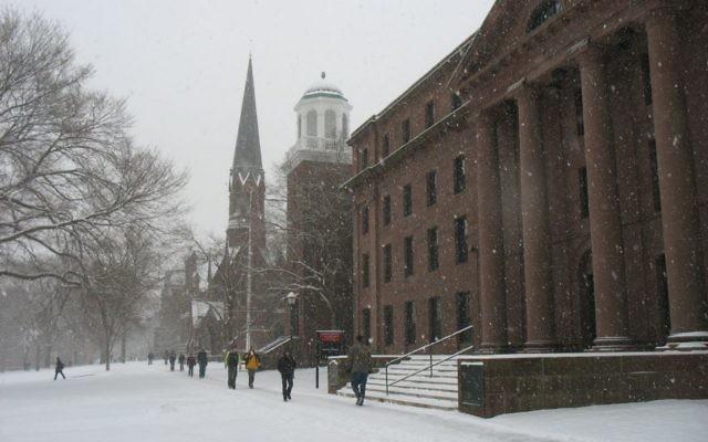 L'université Wesleyan, dans le Connecticut. Illustration. (Crédit : Brendan Dolan-Gavitt/CC BY-SA/Flickr)