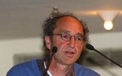 Dogan Akhanli, écrivain allemand d'origine turc et détracteur d'Ankara en 2009. (Crédit : Raimond Spekking/CC BY-SA 4.0/WikiCommons)