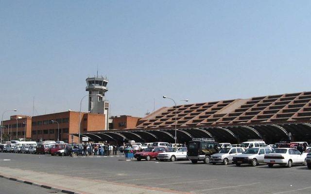 L'aéroport international de Katmandu. Illustration. (Crédit : Ralf Lotys/CC BY 3.0/WikiCommons)
