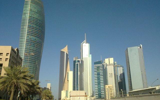 La capitale du Koweït, qui porte le même nom. Illustration. (Crédit : irvin calicut/CC BY-SA 3.0/WikiCommons)