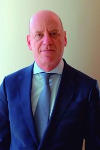 Bruno Laskowsky, président de la Fédération juive de São Paulo. (Crédit : autorisation)