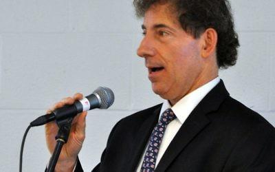 Jamie Raskin, membre du Congrès pour le Maryland. [Crédit : Wikimédias CC BY-SA 2.0)