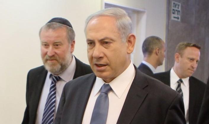 Nouveaux l ments dans l 39 une des enqu tes contre netanyahu the times of isra l - Chef de cabinet du premier ministre ...