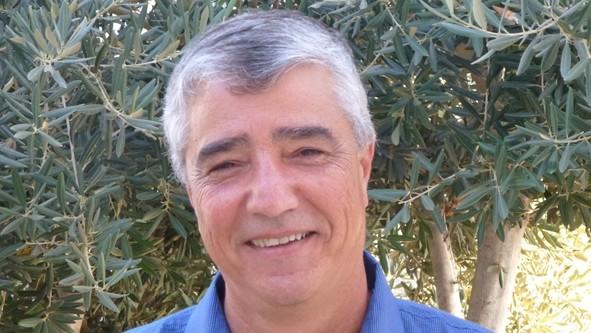 Le maire de Karnei Shomron, Yigal Lahav (Conseil local de Karnei Shomron)