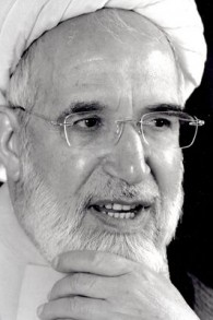 Mehdi Karoubi. (Crédit : Campaign88/CC BY-SA 3.0/WikiCommons)