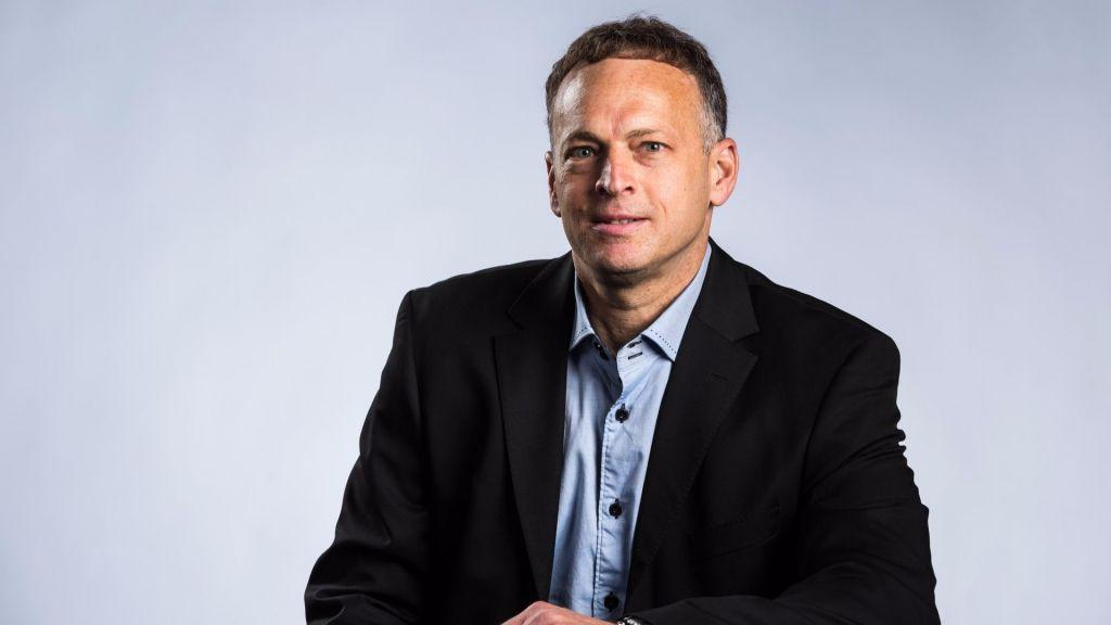Jeff Herbst, un vice président du département du développement commercial Nvidia Corp. (Crédit : Autorisation)