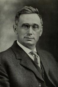 L'ancien juge de la Cour suprême, Louis Brandeis (Crédit : Domaine public)