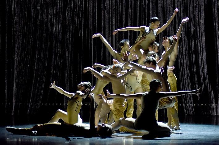 Gauthier Dance//la compagnie Theaterhaus de Stuttgart, qui vient d'Allemagne, sera à découvrir à Tel Aviv Dance (Autorisation : Regina Brocke)