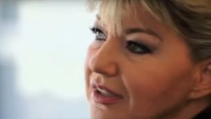 Odelia Karmon (Crédit : capture d'écran YouTube)