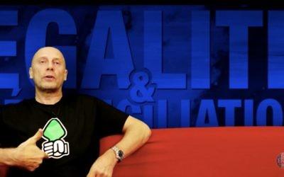 Alain Soral (Crédit : capture d'écran DailyMotion)