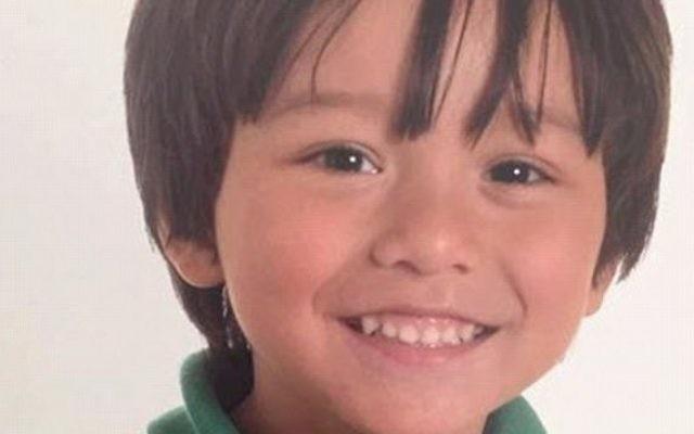 Julian Cadman, tué dans l'attentat de Barcelone. (Autorisation)
