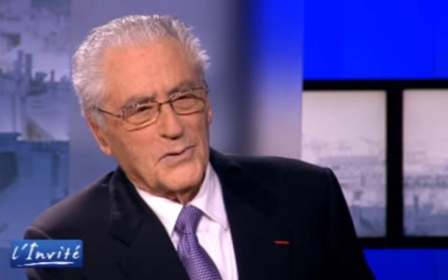 Charley Marouani, impresario qui a commencé sa carrière avec Jacques Brel est décédé samedi 29 juillet (Crédit: capture d'écran Youtube/TV5 Monde)