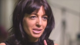 Claudia Winkleman (Capture d'écran : Youtube)