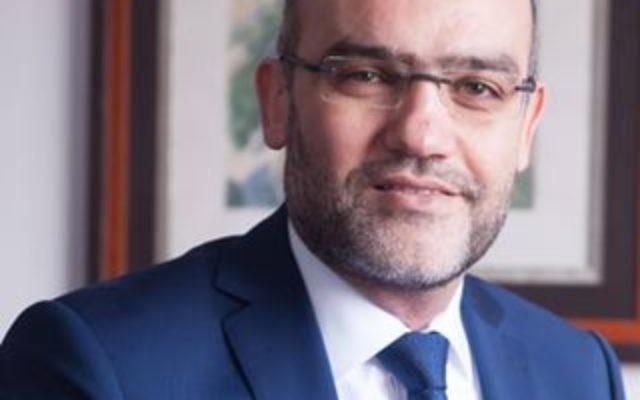 Daniel Benhaim, directeur de l'Agence juive en France (Crédit: Facebook)