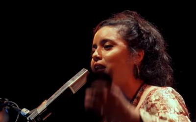 Hommage à la diva oubliée Zohra El Fassia par la chanteuse Neta Elkayam (Crédit: capture d'écran Youtube/Neta Elkayam)