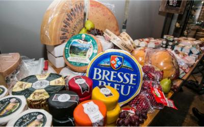 Une sélection de fromage proposés par Seyman.(Crédit : capture d'écran site commercial)