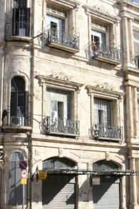 L'hôtel New Imperial de la Vieille Ville de Jérusalem. (Crédit : Shmuel Bar-Am)