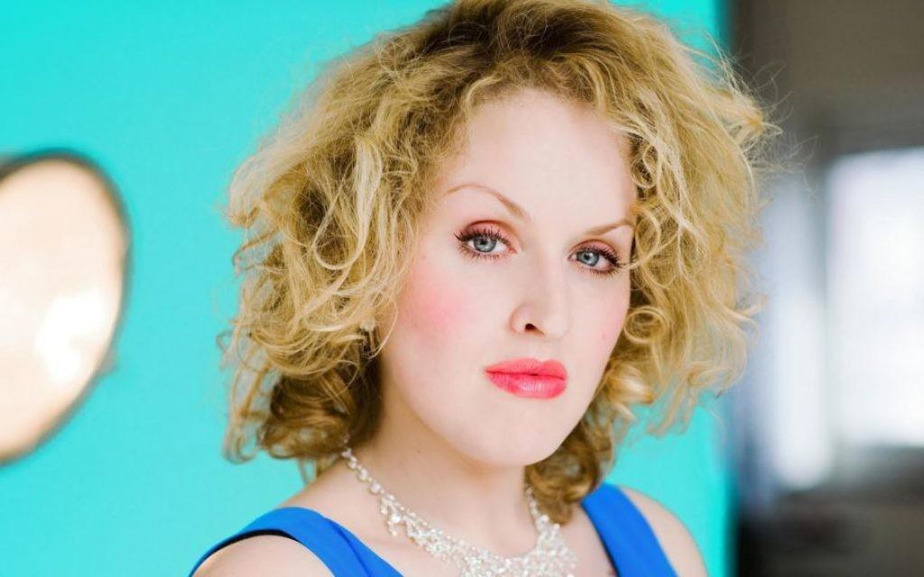 La soprano israélienne Netta Or. (Crédit : Sylke Gall Photography)