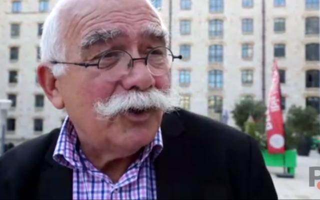 Bernard Ravet, principal à la retraite, dénonce le déni de la montée du fait religieux en France. (Crédit: capture d'écran Dailymotion/La Provence)