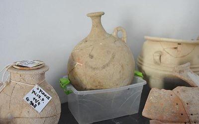 Le 'pot souriant' a été découvert par une équipe dirigée par Nicolo Marchetti, professeur d'archéologie à l'université de Bologne, durant des fouilles réalisées dans la province turque de Gaziantep le long de la frontière avec la Syrie (Autorisation)