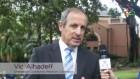 Vic Alhadeff, directeur général du Conseil d'administration juif de Nouvelle-Galles du sud et président de la commission des relations communautaires (Capture d'écran: YouTube/desitvaustralia)