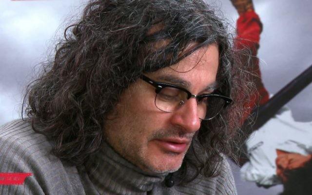 Ziad Doueiri (Crédit : capture d'écran Viméo)