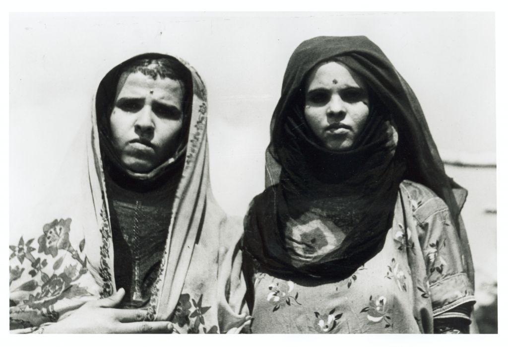 Des soeurs qui avaient quitté le Yémen lors de l'opération tapis volant. (Autorisation)