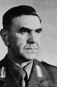 Ante Pavelić. (Crédit : Domaine public)